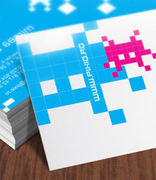 Business cards Camident